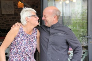 Owners Vero and Piet Huyssentruyt 2
