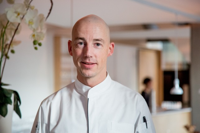 Chef Patron Luc Kusters
