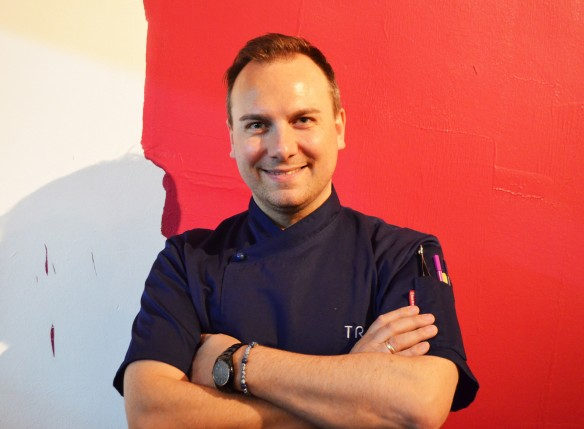 Chef Patron Tim Raue